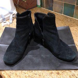 Donald Pliner Cami Women's Black boots